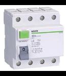Intrerupator Diferential tetrapolar 63A 300 ma /6kA AC