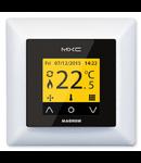 Ceas control cu termostat, senzor de podea 16A/230V MAGNUM X