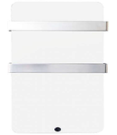 Panou radiant MAGNUM Glassheat Bathroompanel 400W 48x84x14cm alb, termostat inclus