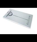 Panou radiant pentru tavan MAGNUM Sol Tip 250: 59 x 59 x 4 cm 300 W