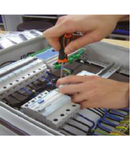 Panou comanda degivrare exterioara MAGNUM Outdoor Control 20 KW, termostat inclus, 2 senzori 6 x 16 A
