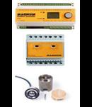 ETR-2, termostat  temperatura/umiditate, 1 x 16A - 230 V