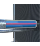 Cablu autoreglabil conducta MAGNUM Trace Micro <65°C, MTM 11 W / m @ 10 ° C