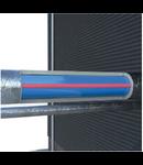 Cablu autoreglabil conducta MAGNUM Trace Micro <65°C, MTM-fluoropolimer - 17 W / m @ 10 ° C