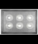 Proiector cu LED-uri, sursa electronica , modul LED L530, 200W, ELECTROMAGNETICA