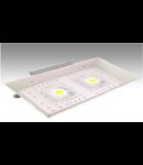 Proiector cu LED, dispersor policarbonat/lentila A, /lentila C, /lentila D, 65W