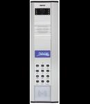 Panou exterior Audio&Video, tip tastatura, functie CARD CU ID, 410mm