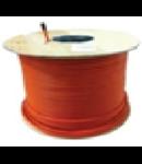 Sistem de cablu (8 fire fiecare, izolate, 100% fire Cu),  305 m de cablu rulou