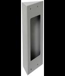 Panou exterior cu aparatura in unghi,  1/244mm