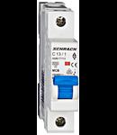 Intreruptor automat modular MCB, AMPARO 6kA, C 13A, 1-pol