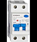 Intrerupator automat+ diferential 1P+N, AMPARO 6kA, C 16A, 30mA, tip A