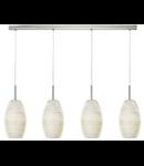 Lampa suspendata Batista 3,4x7w