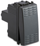 Intrerupator cap scara, 1P 16AX 250V~, gri
