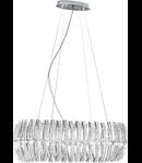 Lustra Drifter,8x33w,G9