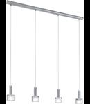 Lampa suspendata Fabiana,4x33w