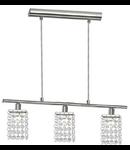 Lampa suspendata Pyton, 3x33w