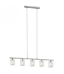 Lampa suspendata Pyton, 5x33w