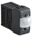 Detector prezenta cu temporizator la intensitatea luminii, gri