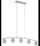 Lampa suspendata Beramo1, 5x33w