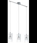 Lampa suspendata Ricabo,3x33w