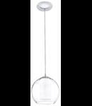 Lampa suspendata BOLSANO chrome 220-240V,50/60Hz IP20