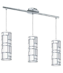Lampa suspendata Bayman,3x60w