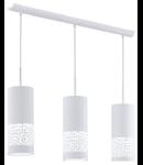 Lampa suspendata Carmelia,3x60w
