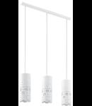 Lampa suspendata Baida,3x60w