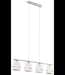 Lampa suspendata Capitello,4x60w