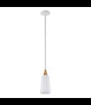 Lampa suspendata Pentone,1x60w