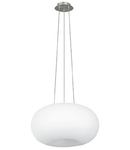 Lampa suspendata OPTICA satin nickel 220-240V,50/60Hz IP20