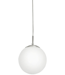 Lampa suspendata RONDO satin nickel 220-240V,50/60Hz IP20