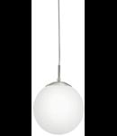 Lampa suspendata Rondo Eglo,1x60w,B