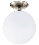 Lampa tavan RONDO satin nickel 220-240V,50/60Hz IP20