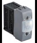 Detector prezenta cu temporizator la intensitatea luminii, argintiu