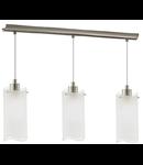 Lampa suspendata Felice,3x60w