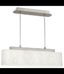 Lampa suspendata Indo,3x60w
