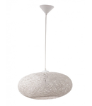 Lampa suspendata Campilo,1x60,ALB