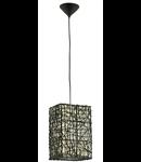 Lampa suspendata Wok,1x60w