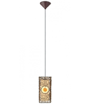 Lampa suspendata Nambia,1x60w