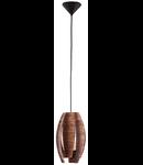 Lampa suspendata Mongu,1x60w