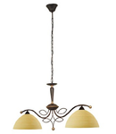Lampa suspendata Beluga,2x60w