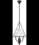 Lampa suspendata Rustic 7 Eglo,1x60w