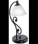 Lampa de masa MURCIA negru 220-240V,50/60Hz IP20