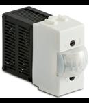 Detector prezenta cu temporizator la intensitatea luminii, alb