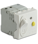 Intrerupator automat diferential magnetotermic 1P+NC6A, 1500A, alb