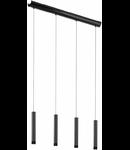 Lampa suspendata Raparo,4x5w