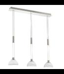 Lampa suspendata Montefio,3x6w