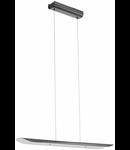 Lampa suspendata Zubia,1x24w,negru