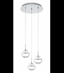 Lampa suspendata MONTEFIO 1 3000K alb cald 220-240V,50/60Hz IP20